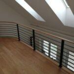 Ograje Komar - Roman Matoz - Notranje ograje - inox- prašnobarvane - kobinirano steklene - steklene - francoski balkoni